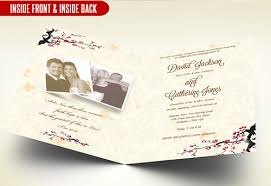 Marriage Invitation Websites 15 Aniversary Invitation Templates Free Psd Format Download