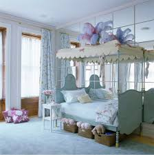 Ceiling Bed Canopy Comfortable Vintage Teenage Bedroom With Cream Bed Canopy And