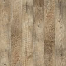 Sand Oak Laminate Flooring With Its Handsome Graining Realistic Knotholes And Worn Saw