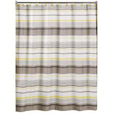 Brown Waffle Weave Shower Curtain by Gray Shower Curtains Shower Accessories The Home Depot