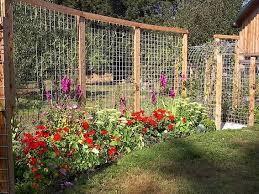 Ideas For Fencing In A Garden Fence For Garden Diy Garden Fencing Acres Farm