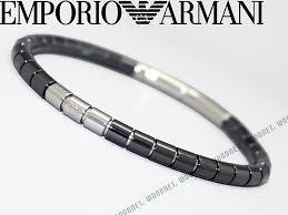 leather armani bracelet images Woodnet rakuten global market amp woman business for emporio jpg