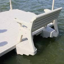 dock bench attachment system u2022 wave armor