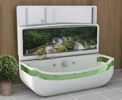 vasca da bagno salvaspazio sub tub whirlpool bath washbasin unit la vasca da bagno con