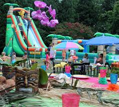 Backyard Birthday Party Ideas Pampers Play Dates And Parties Real Parties Amazing Backyard