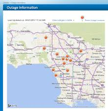 West Los Angeles Map by Power Outages Coincide In La New York And San Francisco Inverse