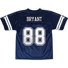nfl dallas cowboys dez bryant youth jersey walmart