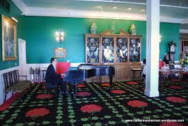 Grand Hotel Cupola Bar Grand Hotel Mackinac Island Michigan Catherine Sherman