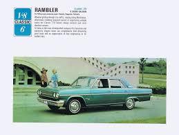 rambler car 1966 rambler brochure