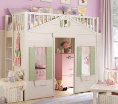 Pottery Barn Kids Bunk Beds 357 Best Girls Amazing Beds And Bedroom Decor Images On Pinterest