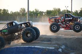 bigfoot 3 monster truck monster truck nationals at brown county speedway saturday sports