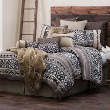 tucson comforter set hiend accents rustic bedding