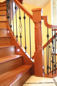Big Iron Chandelier Stair Marvellous House Decoration With Spiral Staircase Design