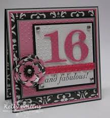 color texture layout sweet 16 by bratbee cards and paper