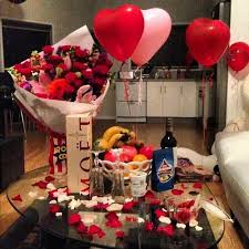 valentines day ideas for couples lipstick diamonds chagne my style