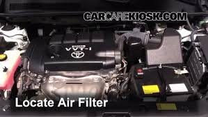 air filter how to 2006 2012 toyota rav4 2011 toyota rav4 sport