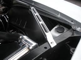1969 camaro fender 1967 1969 camaro fender braces billet aluminum brushed finish
