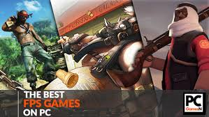 the best fps games on pc pcgamesn