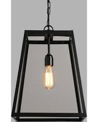 black lantern pendant light check out these deals on four sided glass hanging pendant