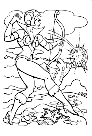 she ra coloring pages picture 3835
