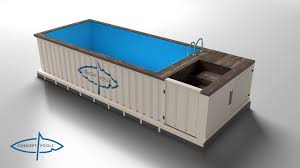 Piscine Container by Swimming Pool Installation And Maintenance Services In