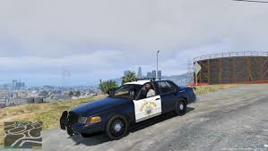 chp crown victoria skin gta5 mods com