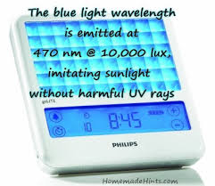 ultraviolet light therapy machine blue light therapy box for insomnia and sad review of light boxes