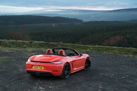 porsche boxster s 981 review porsche 718 boxster review was swapping two cylinders for a