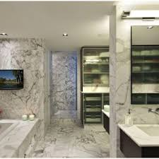 Decorative Bathroom Tile by Bathroom Black And White Bathroom Interior Design With Arched