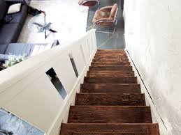 jjmodern a mid century modern diy home blog solid wood stairs
