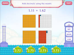 add decimals worksheet games fifth grade math