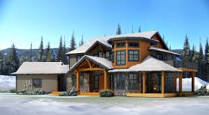 attractive colorado house plans mountain craftsman home interior