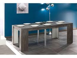 Table Console Extensible Alinea by Table Effet Beton Meilleures Images D U0027inspiration Pour Votre