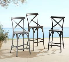 bar stool pics x back barstool pottery barn