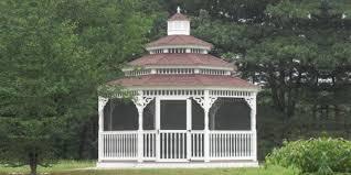 Backyard Gazebo Gazebos In Pa Backyard Pergolas And Pavilions Built By Lancaster