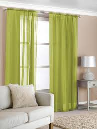bright green curtains home design ideas and pictures