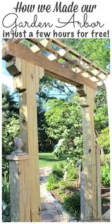 wedding arch plans free arbor diy diy wedding arbor arch pianotiles info