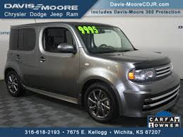 nissan cube inside used 2011 nissan cube 1 8 s krom edition for sale in wichita ks