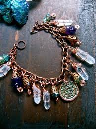 beautiful stone necklace images Jewels necklace boho hippie indie beautiful amazing stone jpg