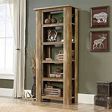 Boon Bookshelf Amazon Com Sauder Boone Mountain 2 Shelf Bookcase In Craftsman