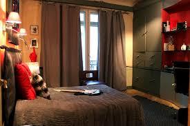 deco chambre marron noir de maison idées d se rapportant à deco chambre marron