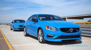 volvo unveils new engine lineup for 2017 i shift updates 2017 volvo v60 polestar first drive feeling blue slashgear