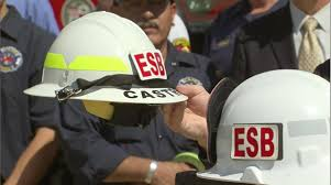 Wildfire La Area by Los Angeles Fire Department Gets New Helmets For Fighting Brush