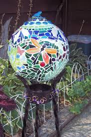Garden Gazing Globe 98 Best Gazing Balls All Beautiful Images On Pinterest Garden