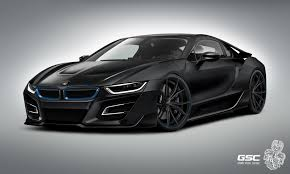 Bmw I8 Gold - tuner battle which bmw i8 looks better gas 2