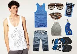mens beach fashion beach basics for the boys stylescoop south african lifestyle