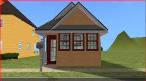 sims 2 lot downloads tumbleweed house
