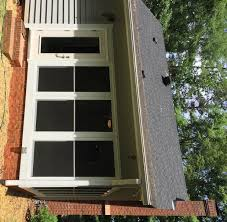 belk builders screened porch to sunroom tranformation in belmont