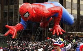 anyone else here try to the macy s thanksgiving day parade