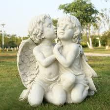 Angel Sculptures Garden Angel Sculptures Reviews Online Shopping Garden Angel